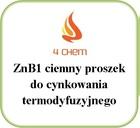 ZnB1 ciemny proszek do cynkowania beczka 250 kg  (1)