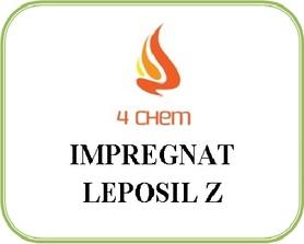 Impregnat do naprawy LEPOSIL K 1 zestaw puszka 1 litr