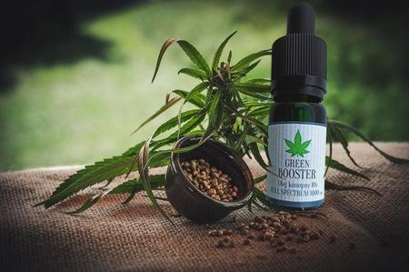 OLEJEK KONOPNY CBD 10% 1000 mg GREEN BOOSTER 10 ml (2)